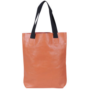 Lilifi Leather Tote Bag - Orange