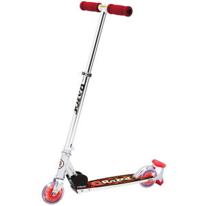 Razor Spark DLX Scooter - Red