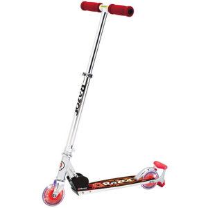 Razor Spark DLX Scooter - Red