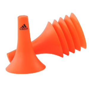 adidas High Cones (Pack of 6)