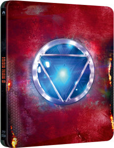 Iron Man 3 - Zavvi UK Exclusive Limited Edition Steelbook