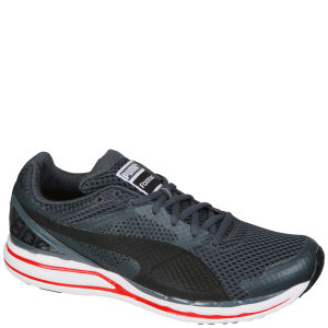 Puma Men's Faas 800 S Running Trainers - Turbulence/Flame