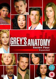 Greys Anatomy - Seizoen 4 - Compleet