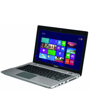 Toshiba Satellite Touchscreen Ultrabook Laptop P845T-108 (i3, 4Gb, 500Gb, 14 Inch HD LED Touch)