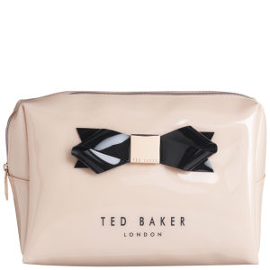 Ted Baker Jenika Large Bow Washbag Light Pink