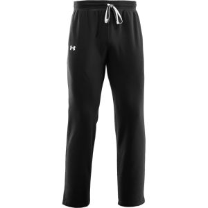 Under Armour Men's Charged Cotton Storm Transit Pants - Black/White