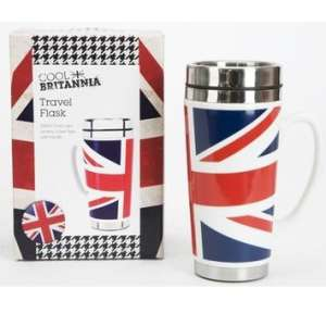 Cool Britannia Travel Mug