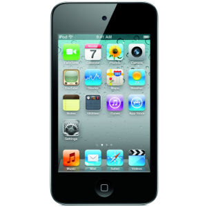 Apple iPod touch 4th Gen 16GB Black
