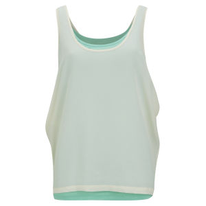 Vero Moda Women's Abila Strappy Top - White