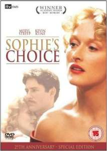 Sophies Choice [25th Anniversary Speciale Editie]