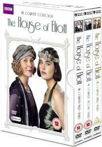 House of Eliott - Box Set - Compleet