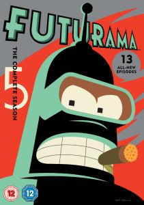 Futurama - Seizoen 5