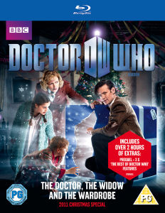 Doctor Who Xmas Special - Seizoen 6: The Doctor, The Widow and The Wardrobe