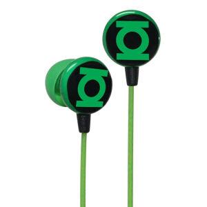 iHip DC Comics Green Lantern Logo Printed Earphones