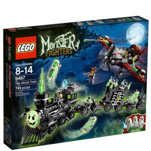 LEGO Monster Fighters: The Ghost Train (9467)