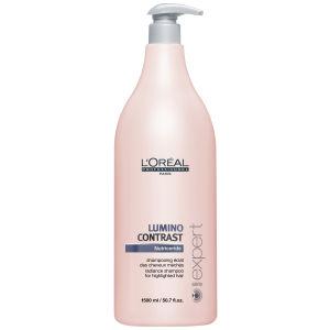 L´Oréal Serie Expert Lumino Contrast Shampooing (1500ml) avec pompe