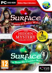 Surface 1 & 2 (The Hidden Mystery Collectives)