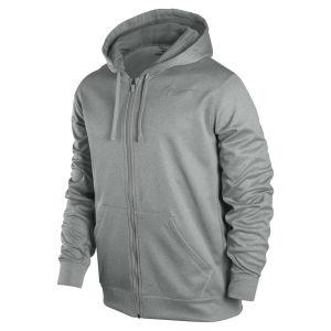 Nike Men's KO Full Zip Hoody 2.0 - Grey