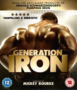 Generation Iron – Myprotein Exclusive