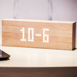 Message Click Clock Uhr - Buche: Image 4
