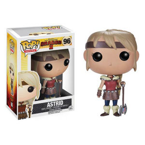 How to Train Your Dragon 2 Astrid Funko Pop! Vinyl