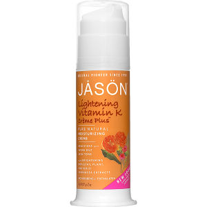 Creme com Vitamina K Lightening Plus da JASON 57 g