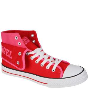 Tokyo Angel Women's Trainer - Red/Pink/White