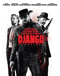 Django Unchained - Import - Limited Edition Steelbook (Region 1)
