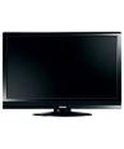 Toshiba 32 Inch Lcd Tv In Gloss Black With Pebble Foot