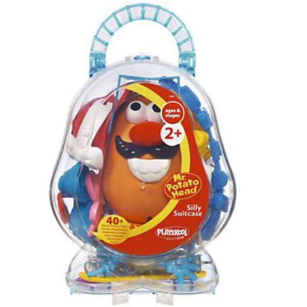 Toy Story Mr Potato Head Silly Suitcase Toys | TheHut.com