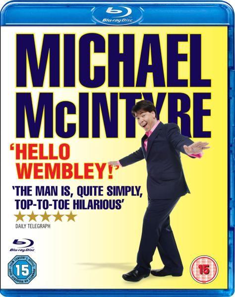 Michael McIntyre - Hello Wembley