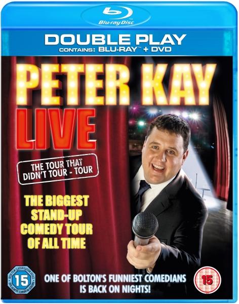 Peter Kay Live The Tour That Didnt Tour Tour Double