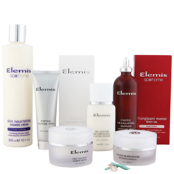 Elemis Award Winners Face and Body Collection