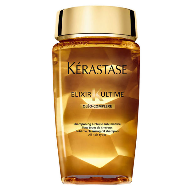 k rastase elixir ultime shampooing l huile sublimatrice 250ml livraison internationale. Black Bedroom Furniture Sets. Home Design Ideas