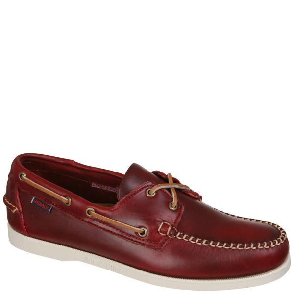 Sebago Men's Leather Horween Docksides Boat Shoes