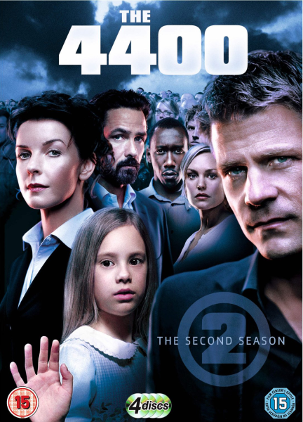 The 4400 - The Complete 2nd Season [Repackaged]