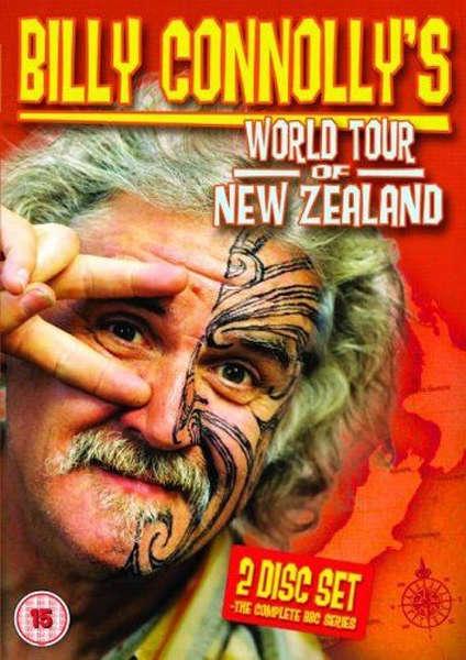 Billy Connollys World Tour Of New Zealand Dvd Zavvi