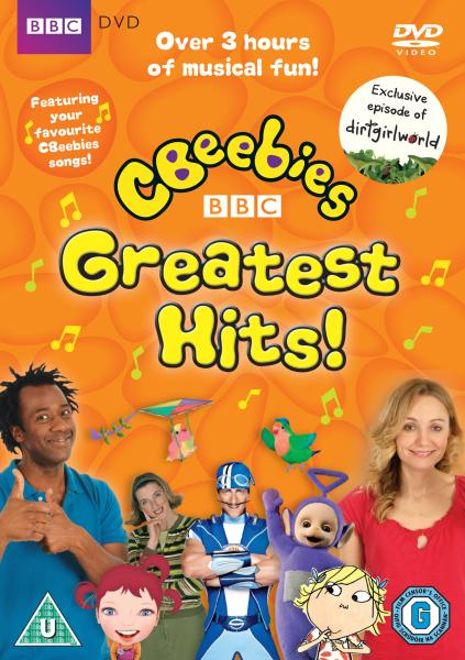 Cbeebies greatest hits dvd zavvi for Greatest house songs of all time