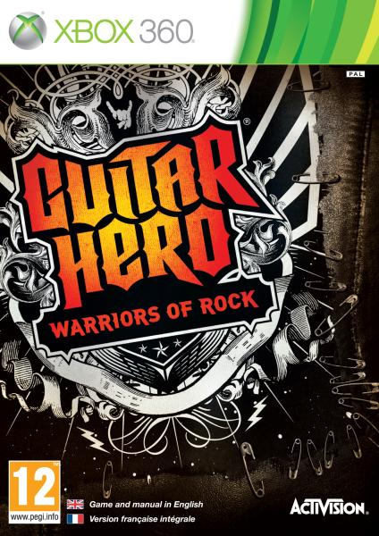 Guitar Hero 6 (Software Only)