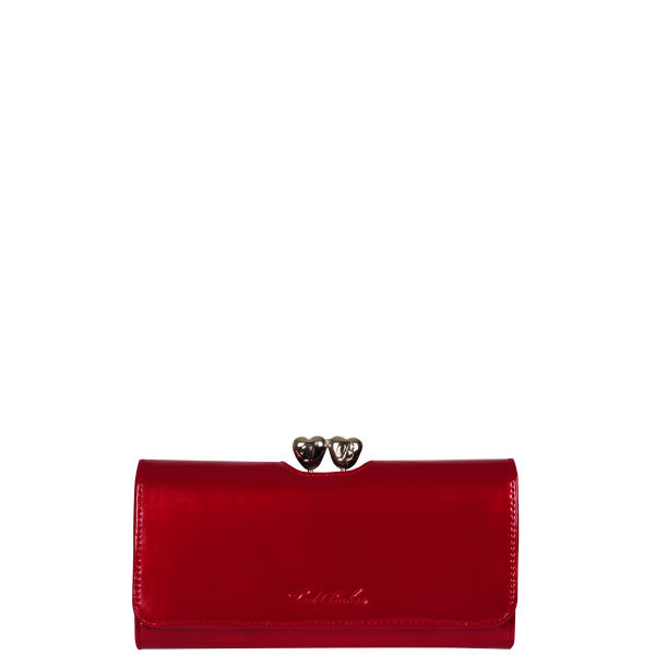 d20df854690f6 Ted Baker Amelia Heart Bobble Matinee Purse - Red Womens Accessories ...