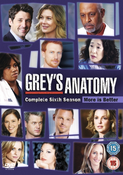 Greys Anatomy - Season 6