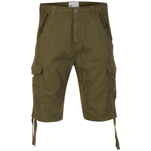 55 Soul Men's Conway Shorts - Khaki