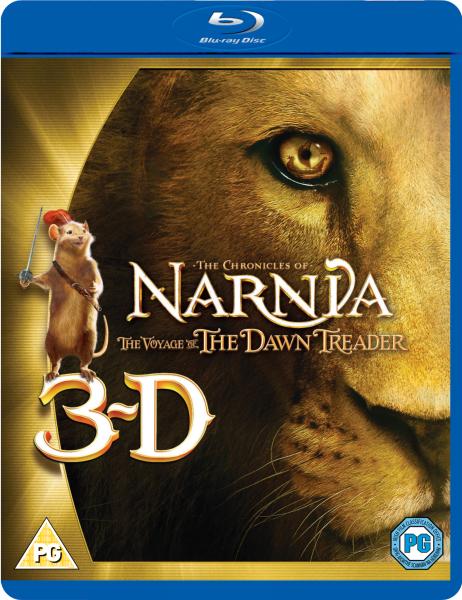 Le Monde de Narnia : L'Odyssée du Passeur d'aurore 3D