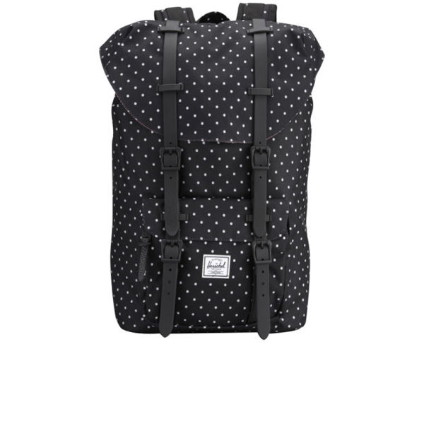 f1206ce0df08 Herschel Supply Co. Heritage Backpack - Black Polka Dot
