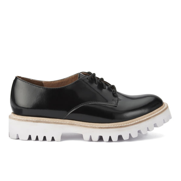 Jeffrey Campbell Women's Pistol Brogues - Black