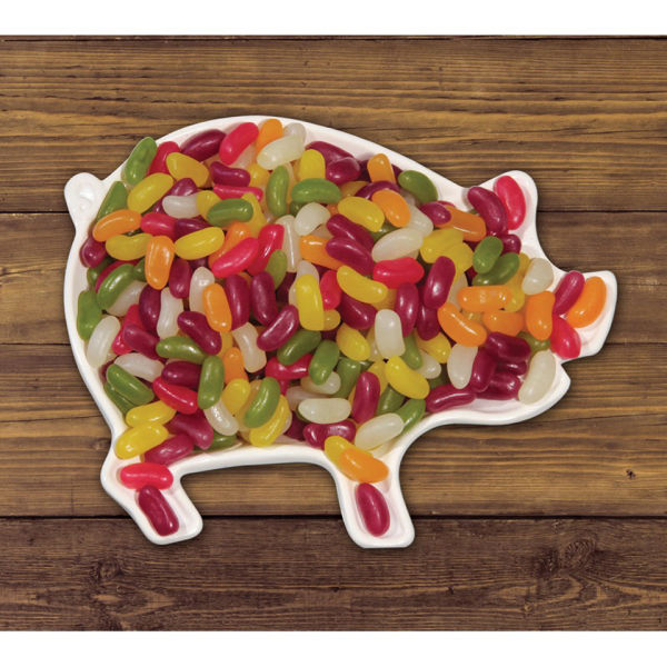 Pig Out Ceramic Snack Bowl