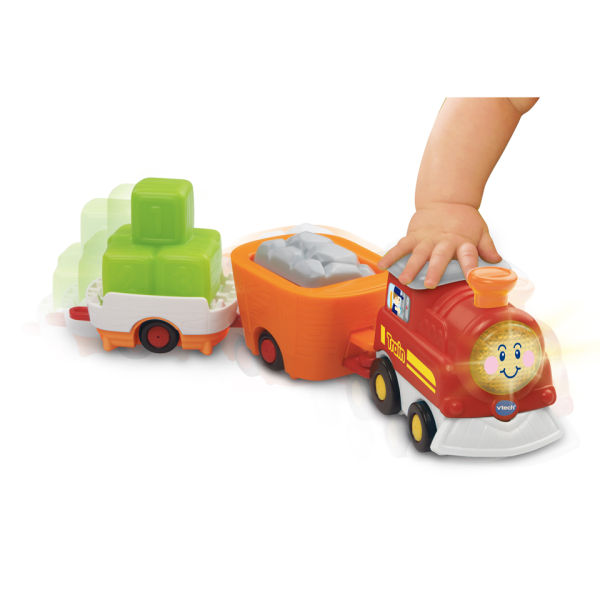 Vtech Toot-Toot Drivers - Train with Wagons