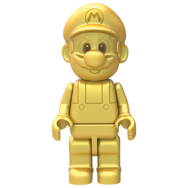 knex mario kart gold mario fire luigi mystery 38867