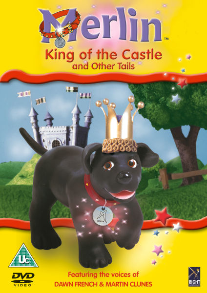 Merlin The Magical Puppy: King Of The Castle And Other Tails