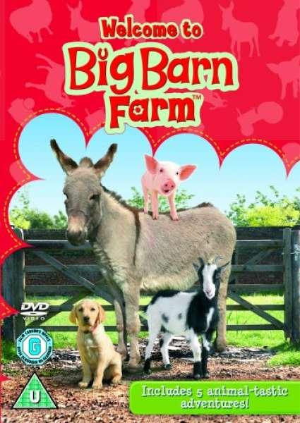 Big Barn Farm Dvd Zavvi